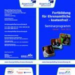BürgerKolleg BS Seminare 1HJ 2015